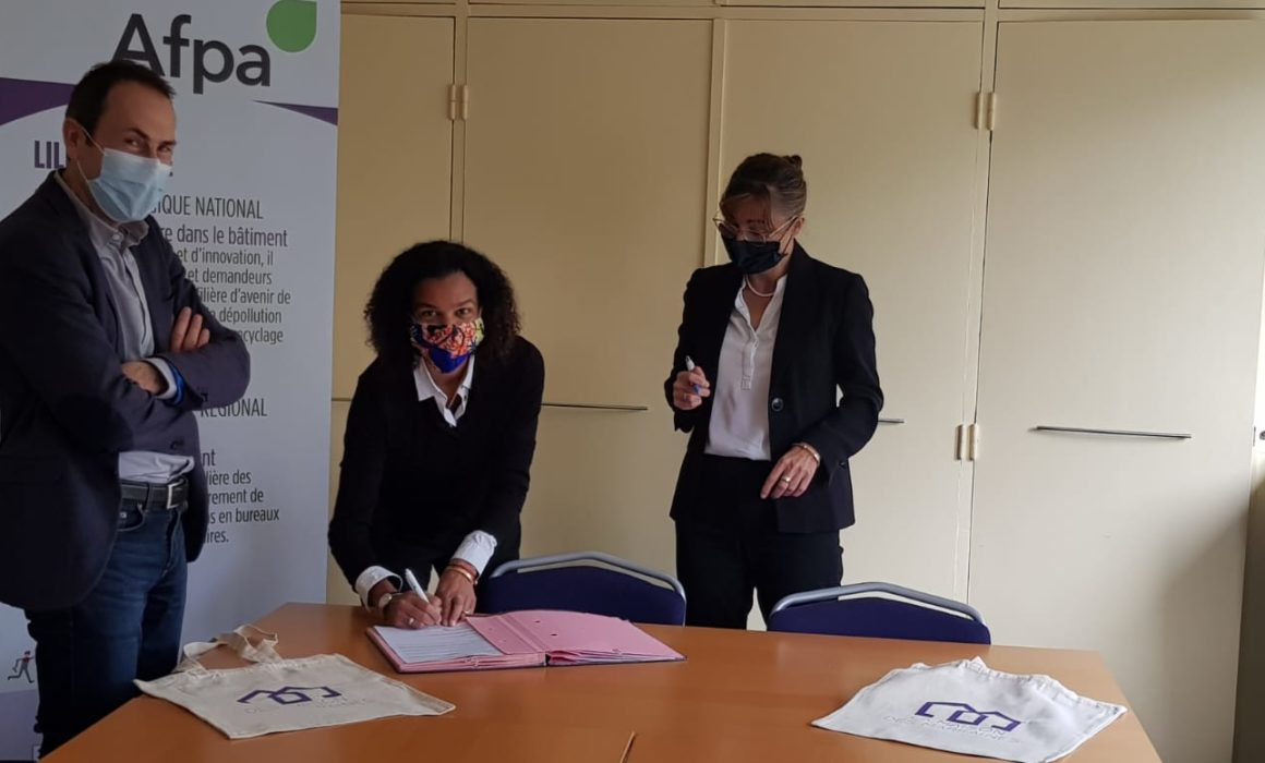 Signature convention Lille
